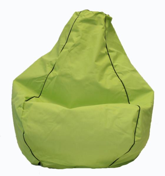 Beanbag Lime Canvas - Fun Beanbag Classroom Seats