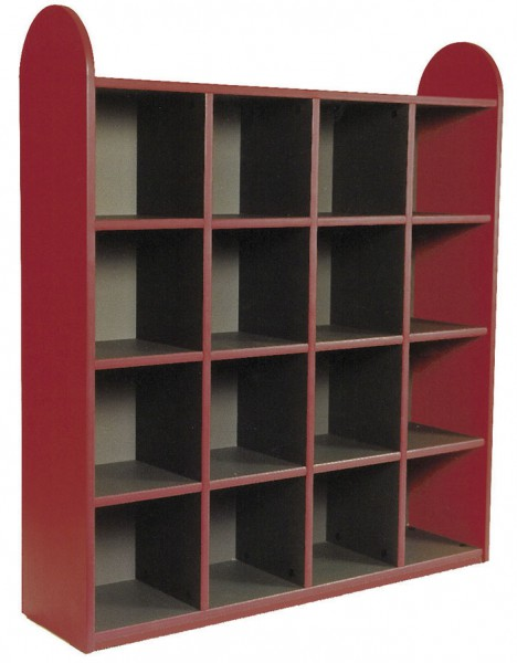Concept Cubby Hole Cabinet (A) Size