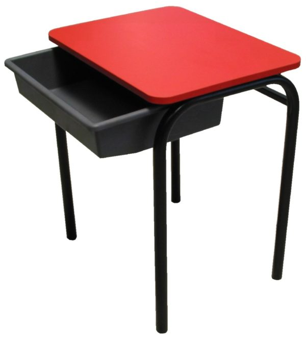 Alto Student Desk with slide out tray