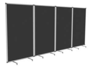 Freestanding Partitioning Screen