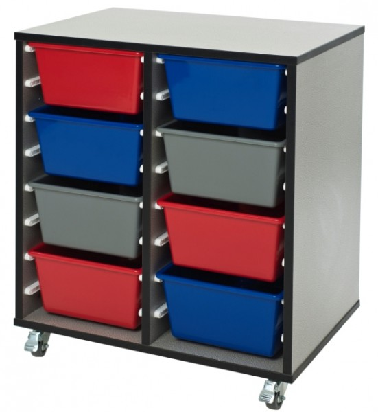 Buddy 2-Bay Large Tray Storage (L)