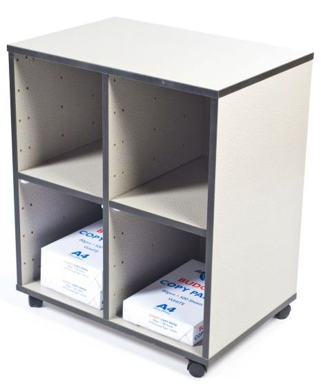 Buddy 2 Bay Multi Store Mobile I Class Furniture Solutions