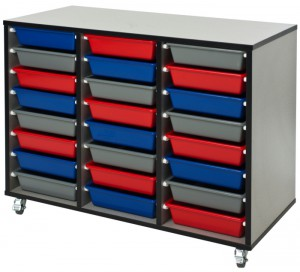 Buddy 3-Bays of Small Trays (S)