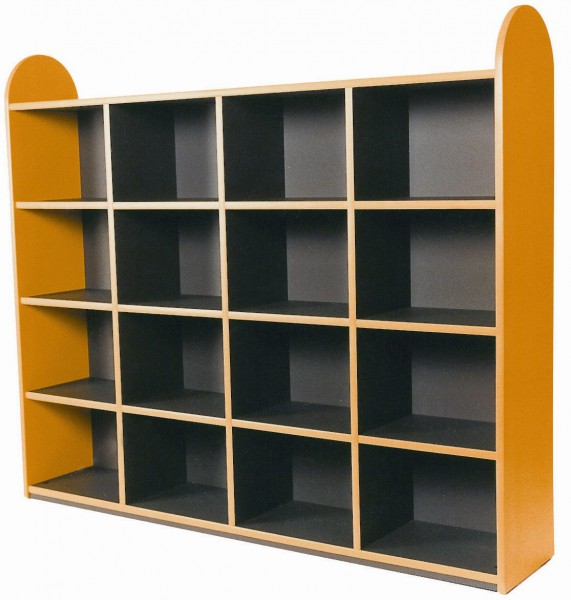 Concept Cubby Hole Cabinet (C) Size