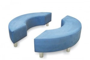 Curved Ottoman | Flexible Learning Environment | Class Furniture NZ