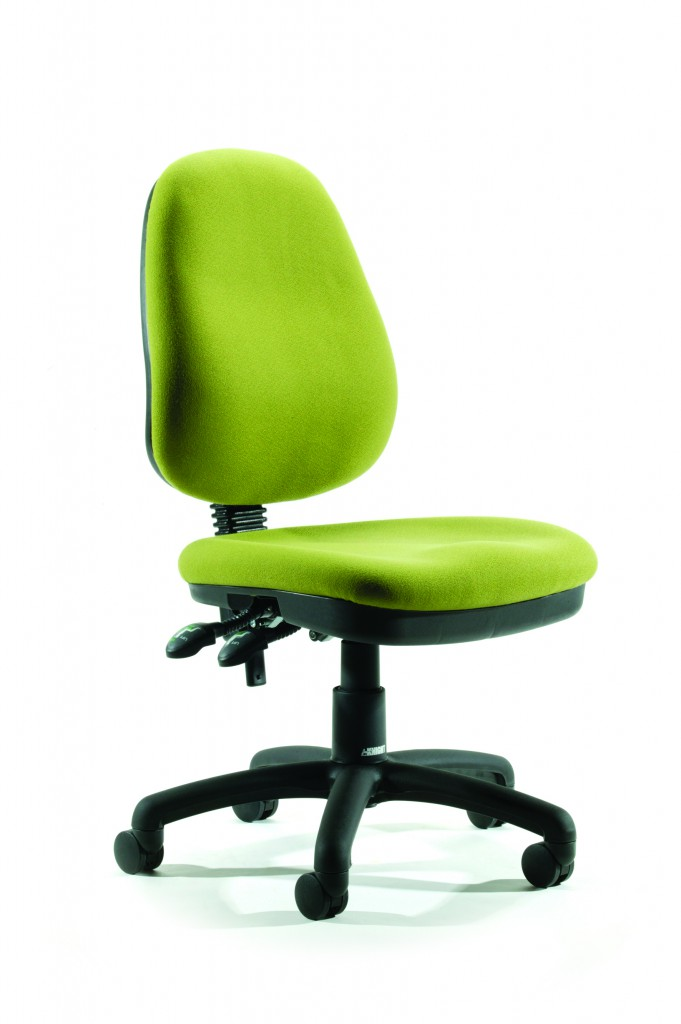 Evo Operator Chair 1