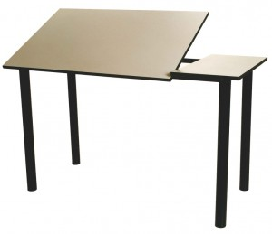Forum Graphic Desk | Innovative Classroom Furniture | Class Furniture NZ