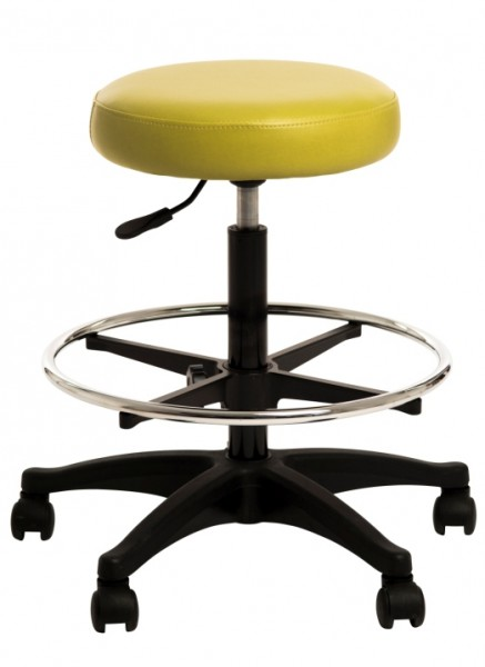 High Lift Swivel Stool