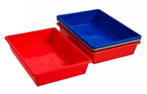 Small Tote Tray