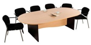 Fenhurst Boardroom Table | Modern Office Furniture | Class Furniture NZ