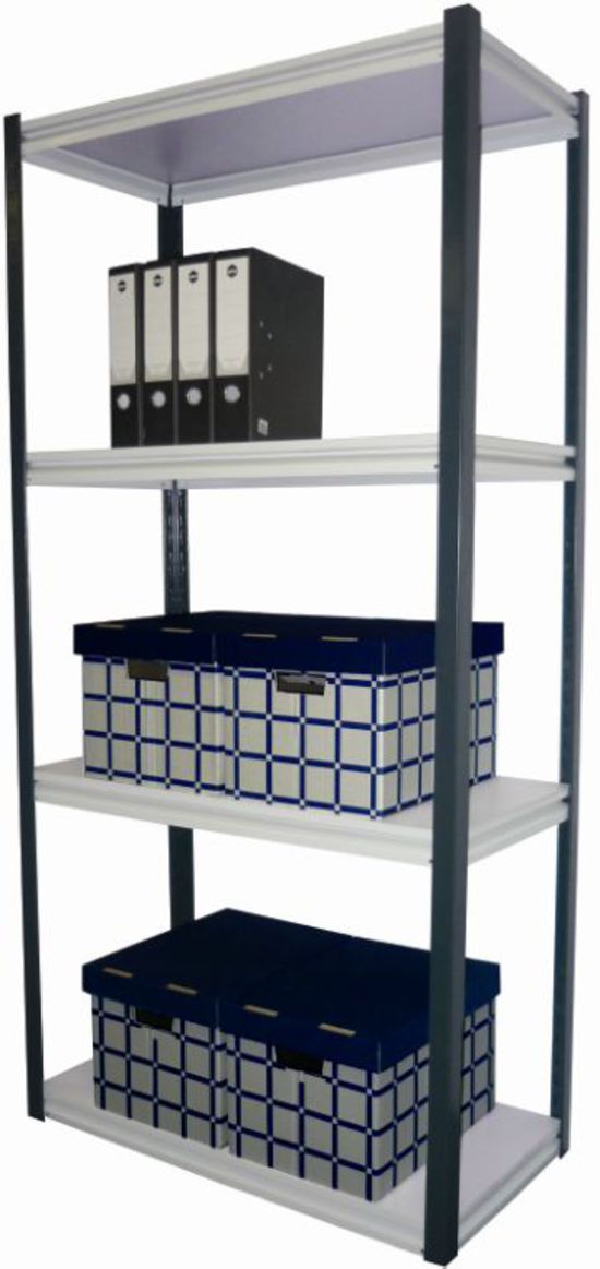 Sturdy Lock Adjustable Shelving