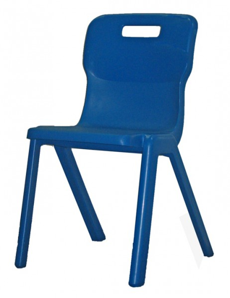 Titan Chair - tough plastic school chairs