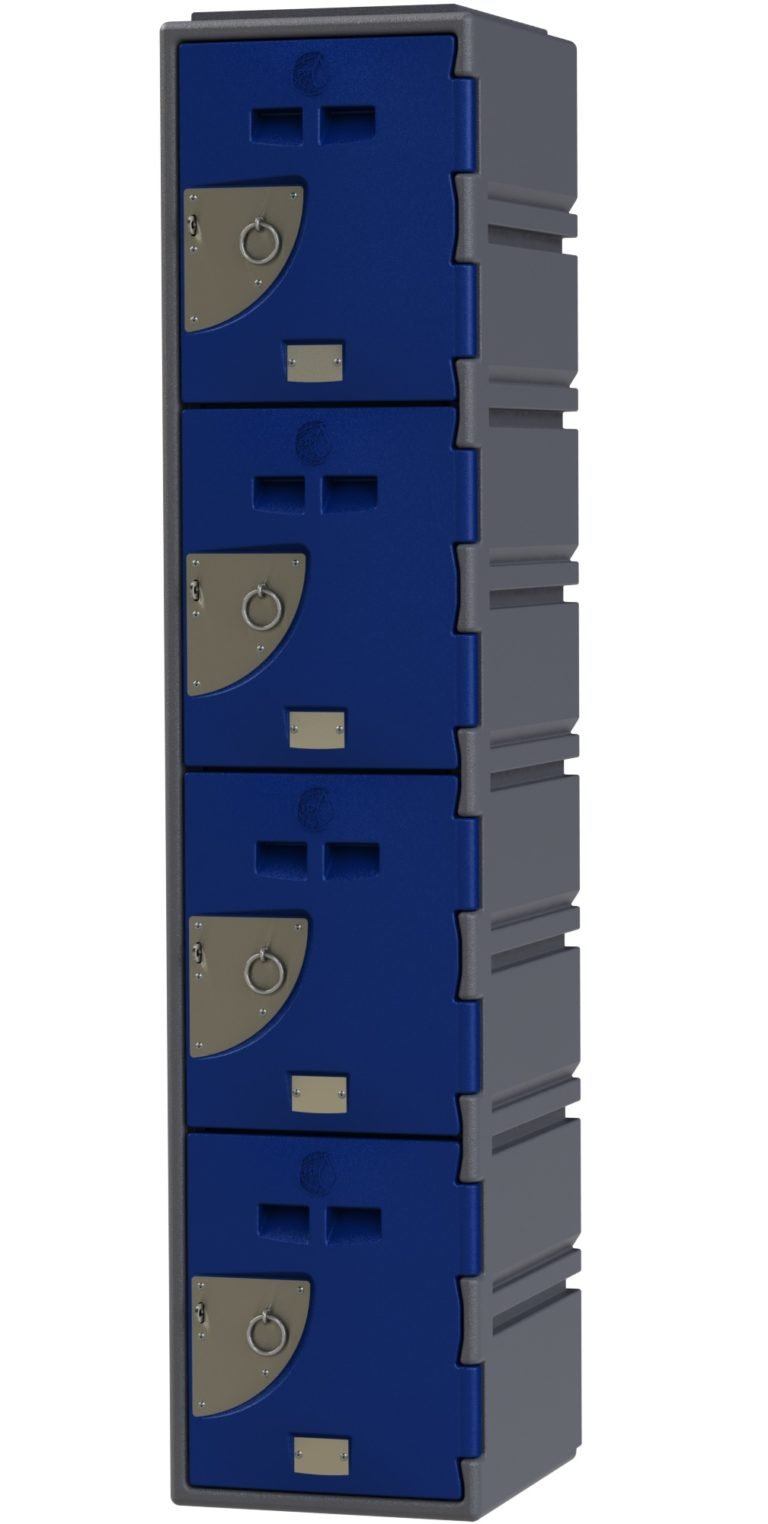 Locker – 4 door