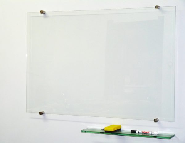 Clear glassboard