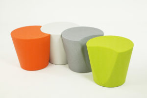 Apple Stool | Modern Collaborative Furniture | Class Furniture Solutions