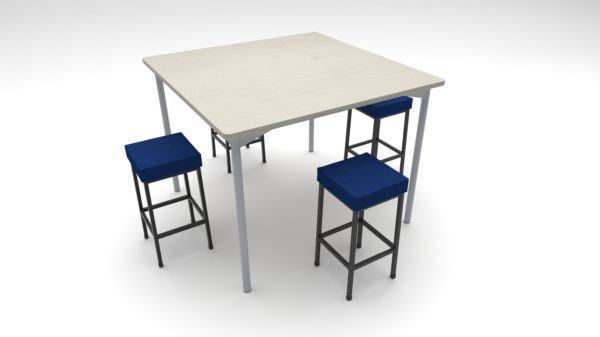 High-Buddy-Square-Table