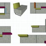 Figure-Ottoman-Configurations