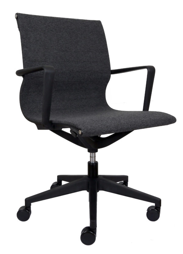 Dial-Executive-Chair-Charcoal-Fabric-Mesh