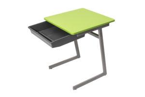 Buddy Sliding Tray Desk - Melteca Colour